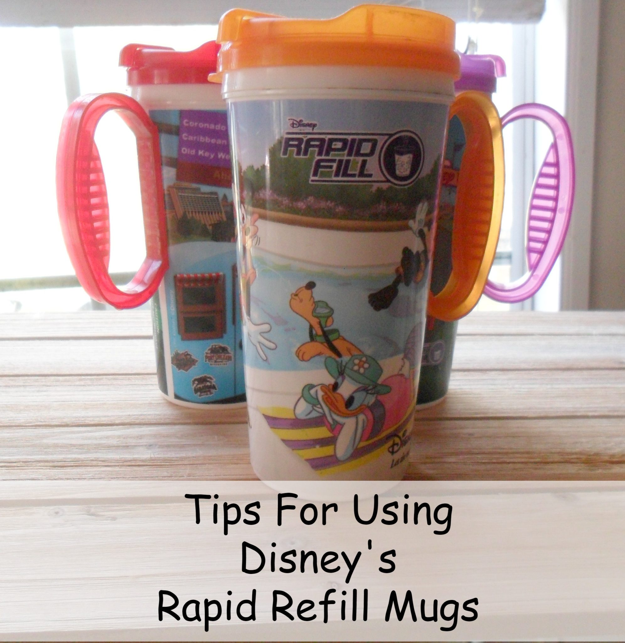 For Tips Disney's Mugs Refill Using Rapid Ybmf7gy6vI