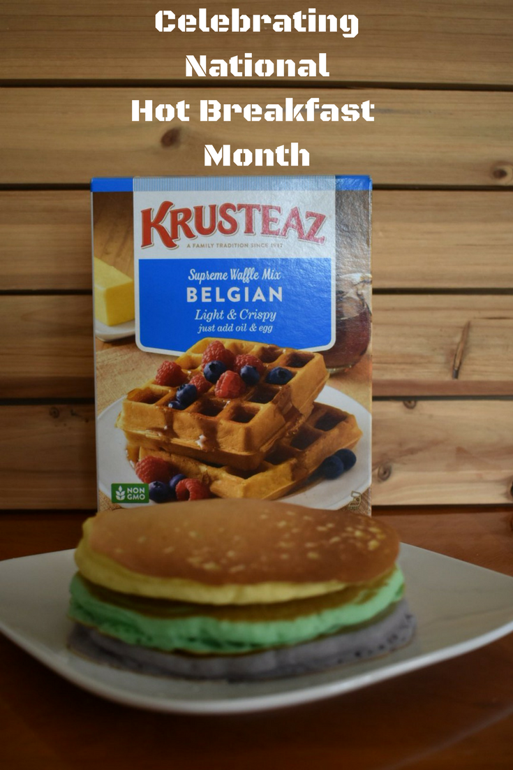National Hot Breakfast Month