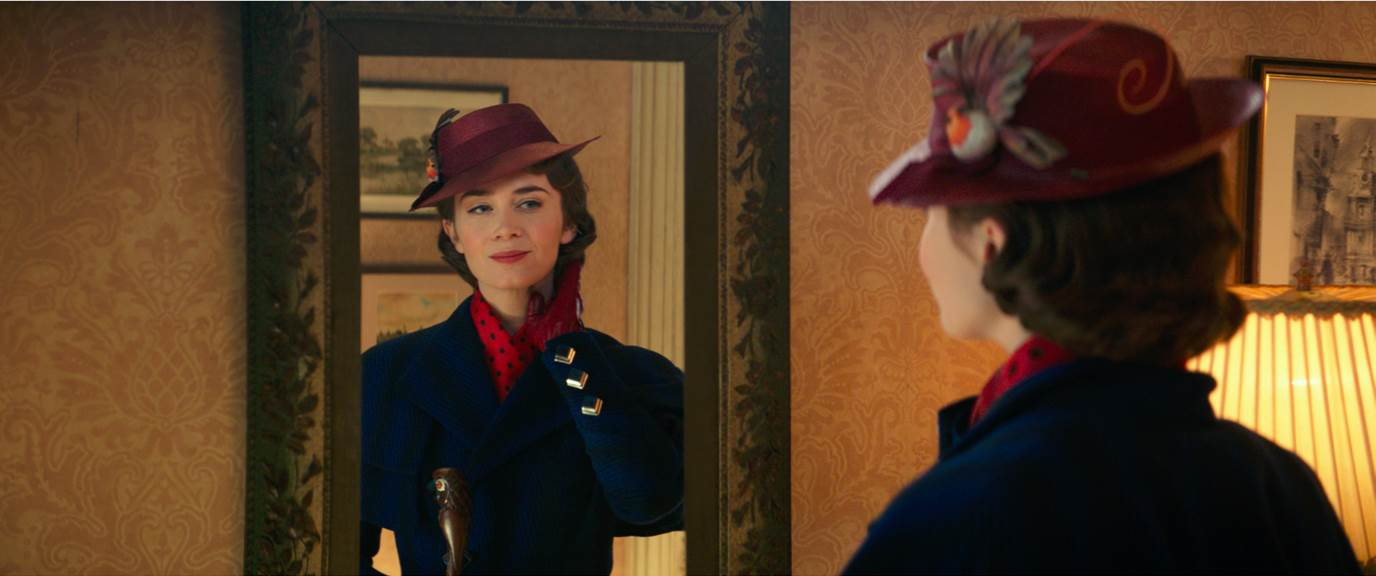 Mary Poppins Return Teaser Trailer