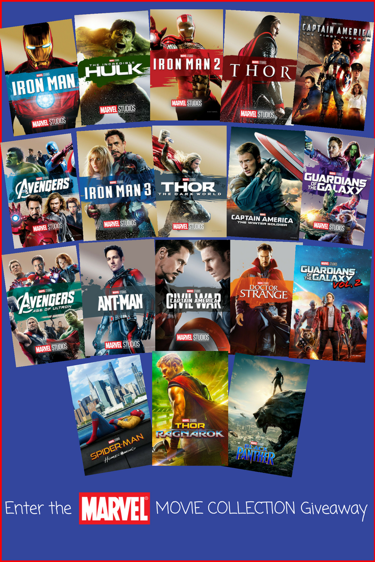 ultimate Marvel Movie Collection