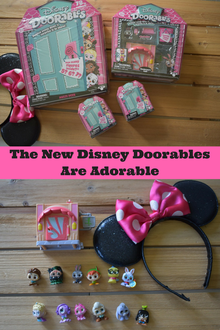 The New Disney Doorables Are Adorable