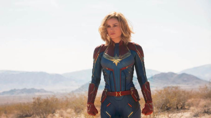 Learning To Be Confident From Captain Marvel