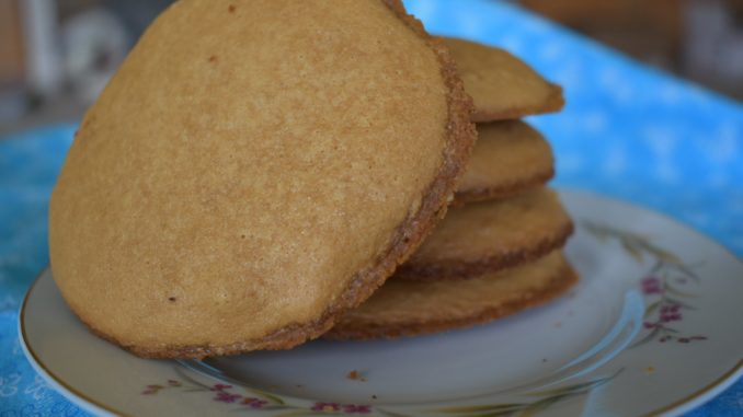 Winnie the Pooh Honey Cookies Inspired by Disney's Christopher Robin