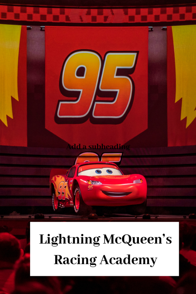 Lightning McQueen's Racing Academy Now Open + Free Printables #NowMoreThanEver #DisneyPartner #Hosted #DisneySMC