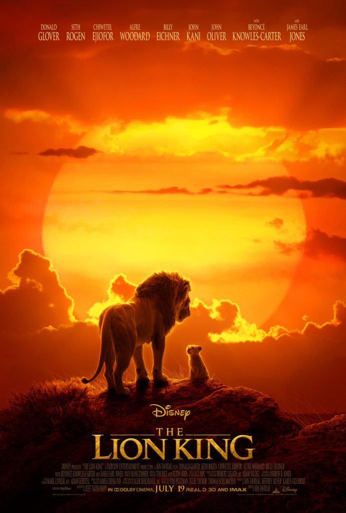 The Lion King New Trailer + Free Coloring Sheet