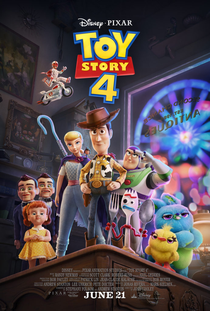 How Exciting Toy Story 4 Final Trailer + Free Printable