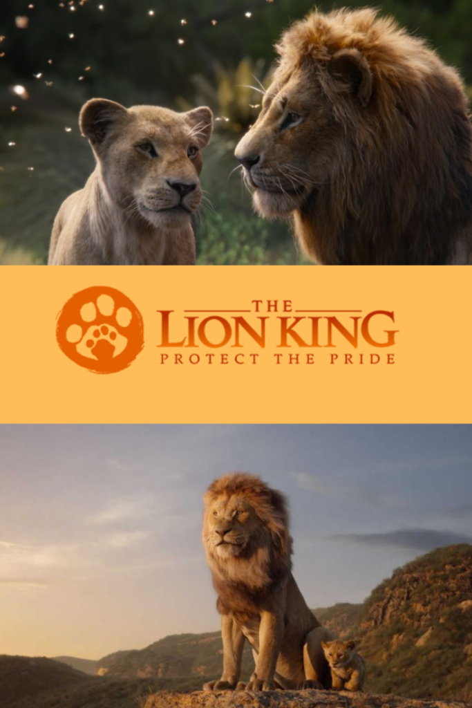 """Disney's The Lion King """"Protect the Pride"""" Campaign"""