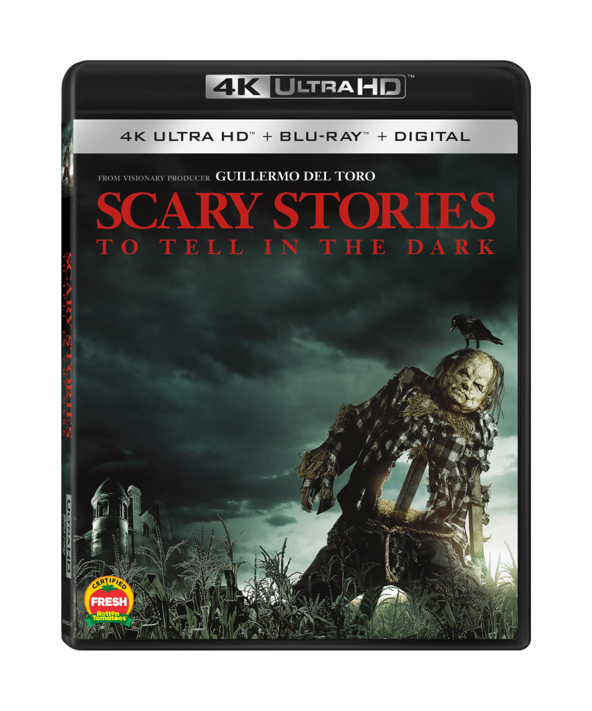 Scary Stories to Tell in the Dark is out on Digital now!