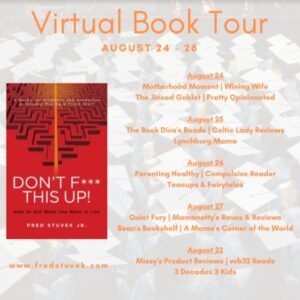 Book Shelf: DON'T F*** THIS UP! by Fred Stuvek Jr.